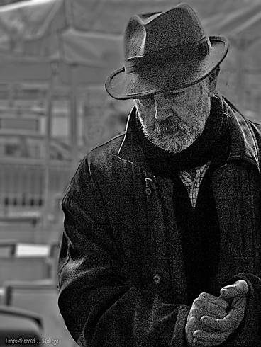 Blog Señor con sombrero